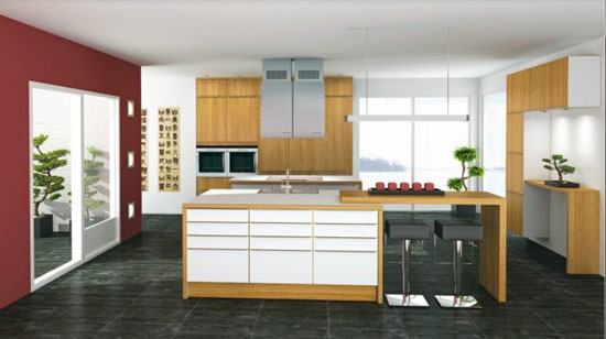 Kitchen Interior Design Idea 27