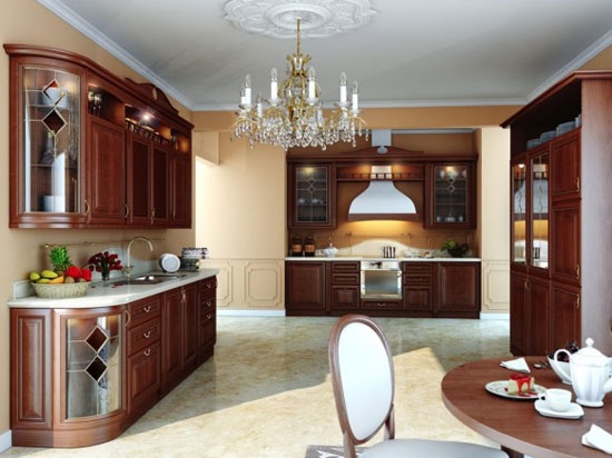 Kitchen Interior Design Idea 1
