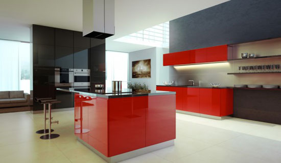 Kitchen Interior Design Idea 43