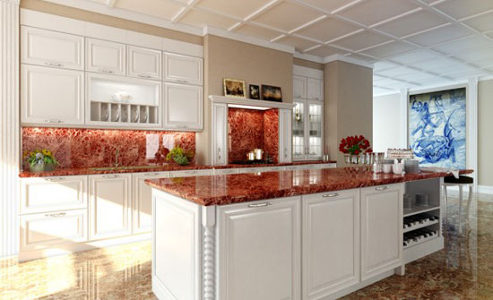 kitchen interior design idea 6 - Interior Design Kitchen Ideas