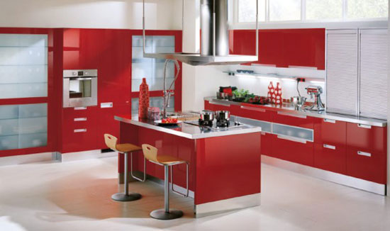 Kitchen Interior Design Idea 15