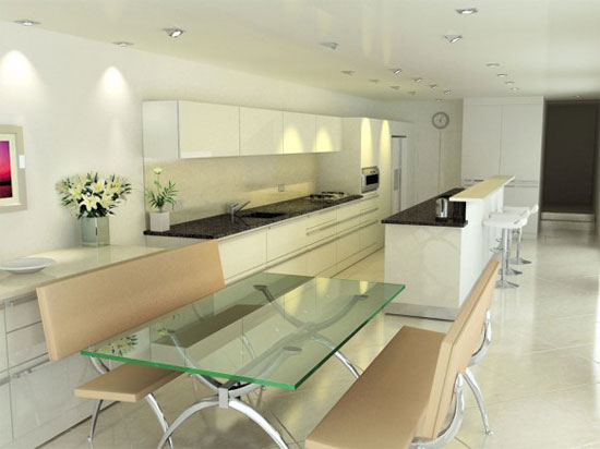 Kitchen Interior Design Idea 20
