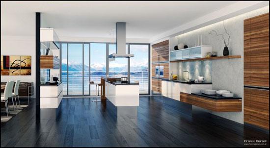 Kitchen Interior Design Idea 12