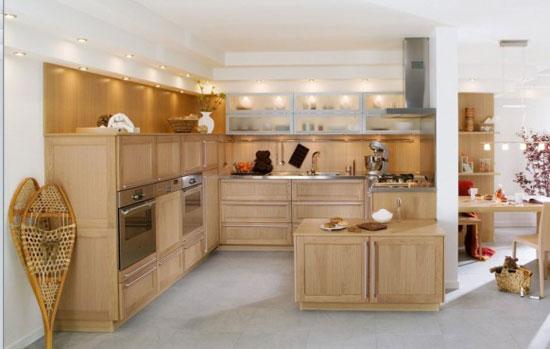 Kitchen Interior Design Idea 17