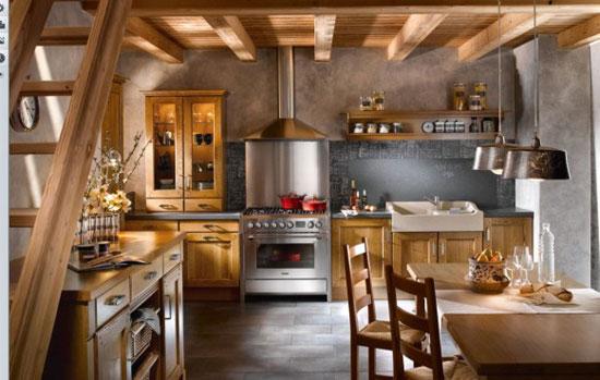 Kitchen Interior Design Idea 2