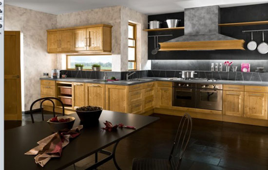 Kitchen Interior Design Idea 8