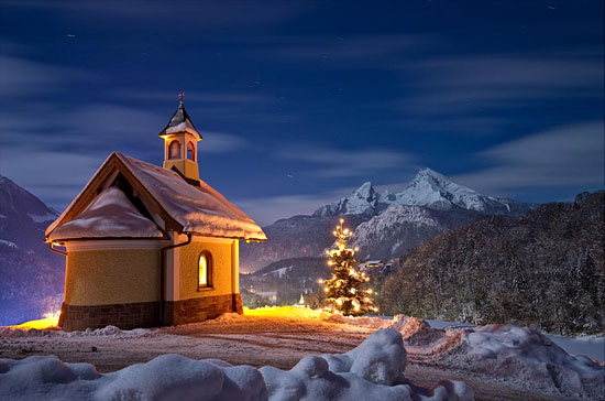 National Park Berchtesgadener Land Beautiful Landscape Photography