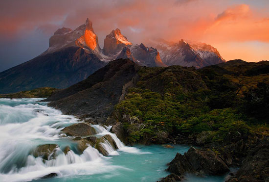 Los Cuernos del Paine Beautiful Landscape Photography