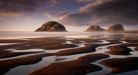 Sugar Loaf Islands Beautiful Landscape Photography
