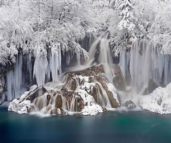 Snow queen Beautiful Landscape Photography