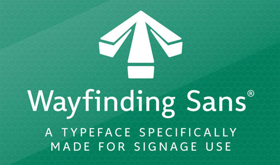 Wayfinding Sans Download for free