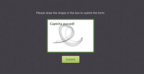 MotionCAPTCHA