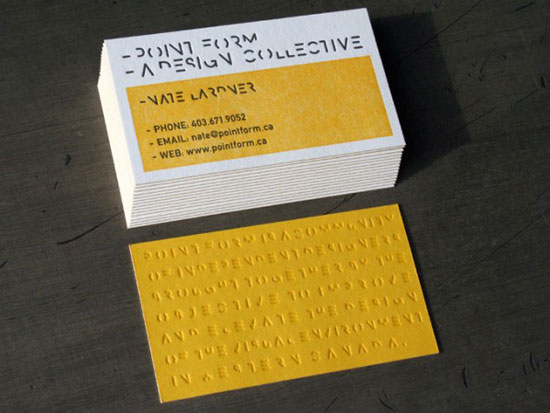 Letterpress business cards ideas to help you with designing and 33147651577 letterpress business cards ideas to help you with designing and printing your own reheart Gallery