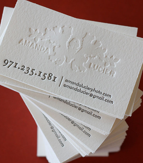 Letterpress business cards ideas to help you with designing and 33148011412 letterpress business cards ideas to help you with designing and printing your own reheart Gallery