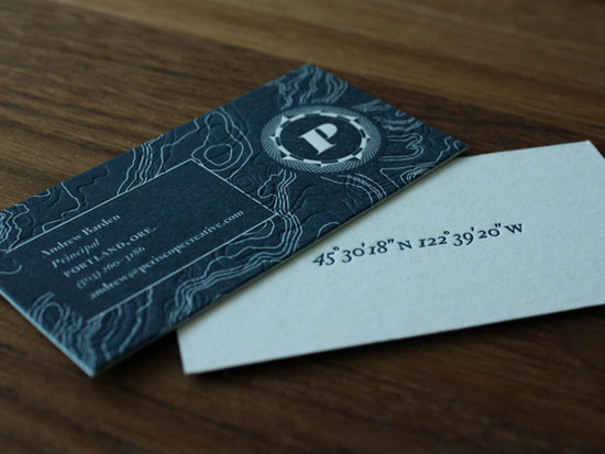 letterpress business cards ideas to help you with designing and
