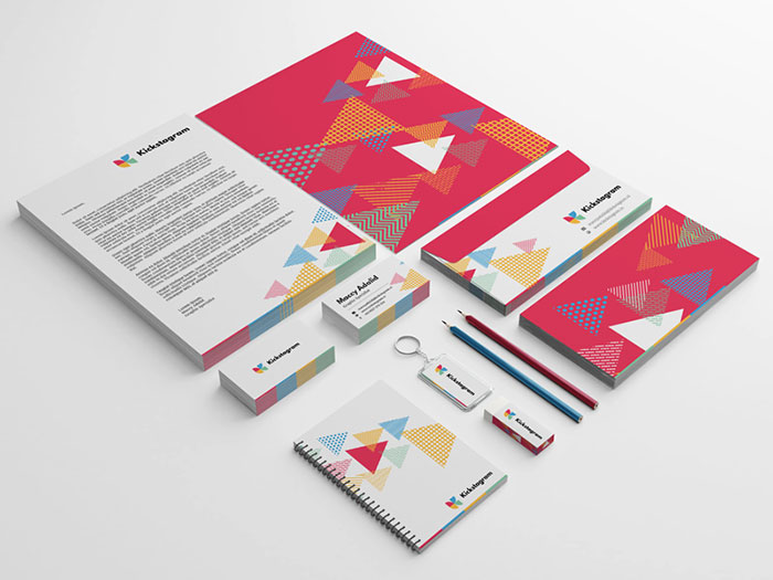 Letterhead Examples And Samples  Letterhead Designs