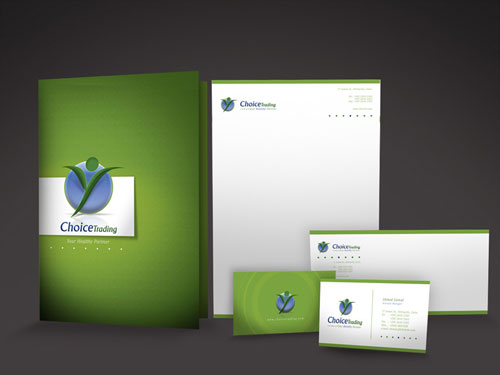 Letterhead Examples and Samples: 77 Letterhead Designs