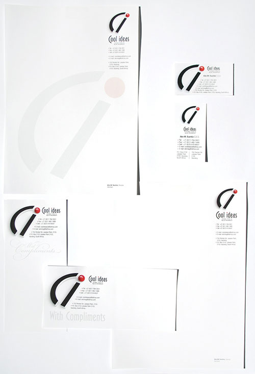 Corporate identity - Cool ideas - Letterhead And Logo Design Inspiration
