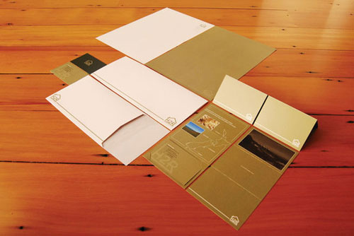 H2R - Insulation Branding - Letterhead And Logo Design Inspiration