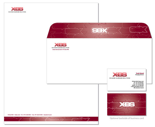 Letterhead Examples And Ideas  Cool Stationary Designs