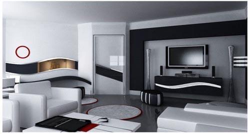 Incredible living room interior design ideas 23 for Room interior design sample