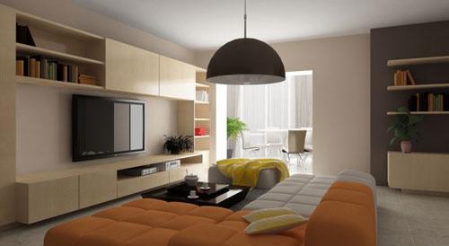 Incredible Living Room Interior Design Ideas 1