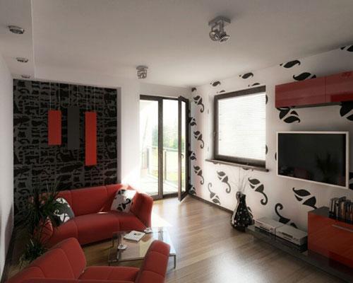 Incredible Living Room Interior Design Ideas 27