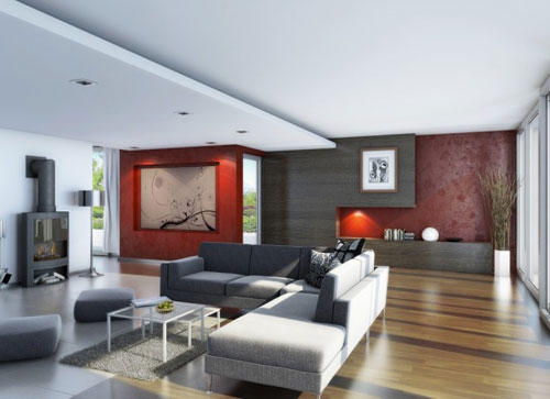 Simple and Stunning Apartment Interior Designs ...