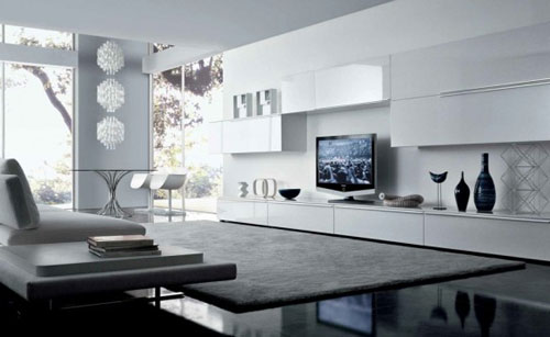 Incredible Living Room Interior Design Ideas 9