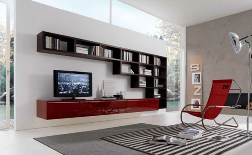 Interior Design Ideas Living Room Contemporary Living Interior ...