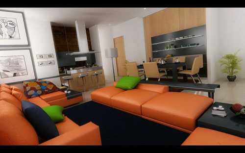 Incredible Living Room Interior Design Ideas 18