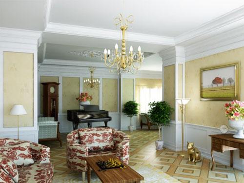 Livingroom33 Living Room Interior Design Ideas 65 Designs