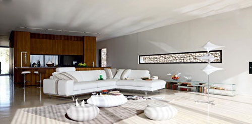 Incredible Living Room Interior Design Ideas 5