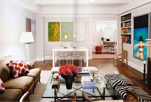 Incredible Living Room Interior Design Ideas 43