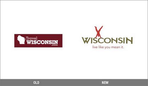 Travel Wisconsin Logo Change