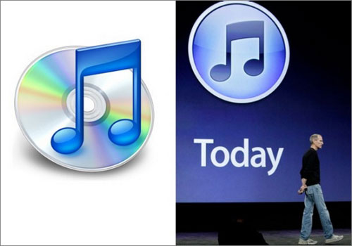 iTunes Logo Change