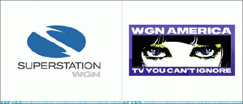 WGN America Logo Change