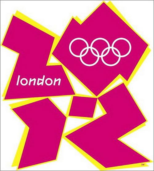 London Olympics Logo Change
