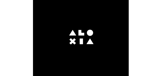 Aloxia logo