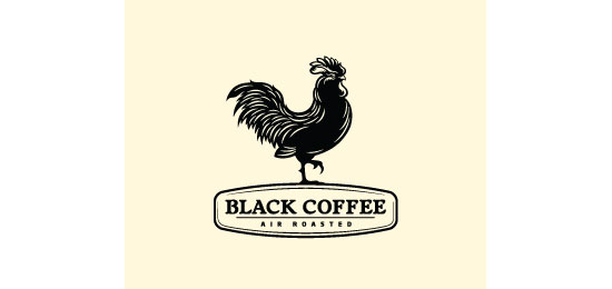 Black Coffee logo