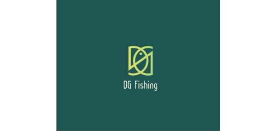 DG fishing logo