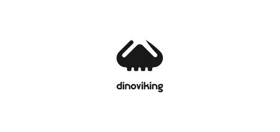 Dinoviking logo
