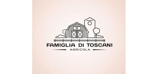 Famiglia di Toscani logo