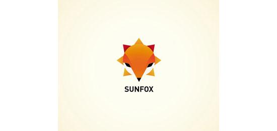 Sun fox logo