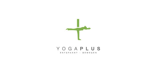 YOGA PLUS logo