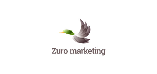 Zuro marketing logo