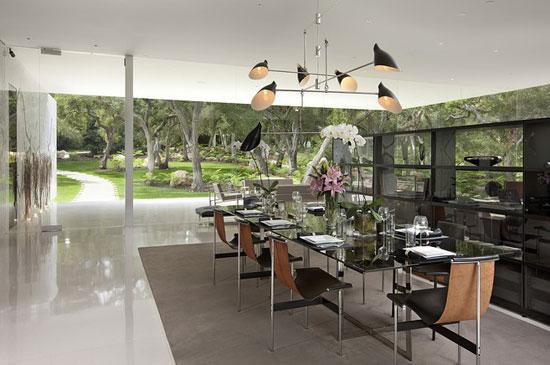 Glass Pavilion 4 Luxurious House