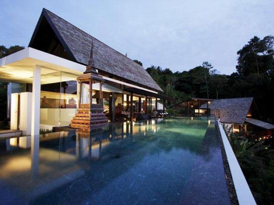 House by Charupan Wiriyawiwatt 1 Luxurious