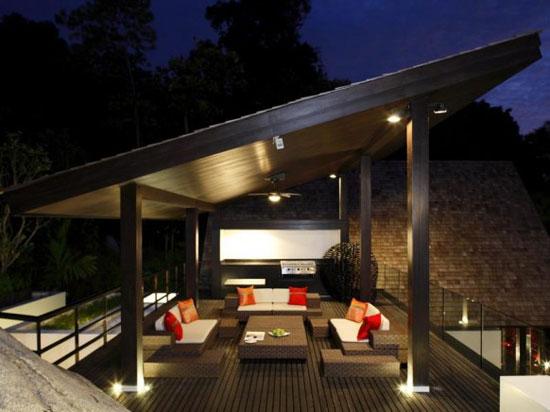 House by Charupan Wiriyawiwatt 3 Luxurious