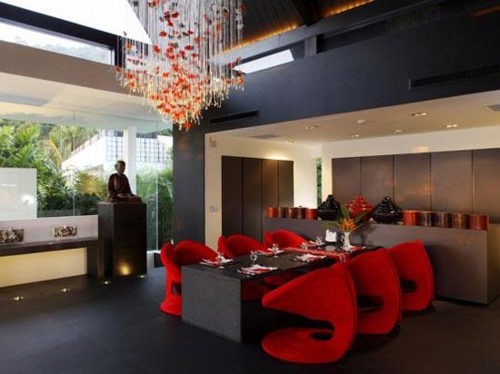 House by Charupan Wiriyawiwatt 5 Luxurious